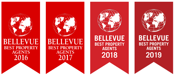 Bellevue Best Property Agent 2016+2017